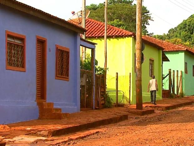 Visita a assentamento do século XIV é uma das opções em Araraquara (Foto: Paulo Chiari/EPTV)