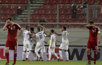 Romênia vence e se classifica à Euro com Irlanda do Norte no Grupo F