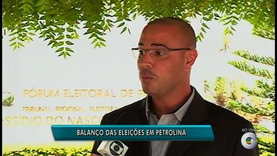 Juiz eleitoral faz balanço das eleições em Petrolina e afirma ter sido tranquila