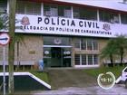 Mãe, filho e padrasto são presos por latrocínio em hotel de Aparecida, SP