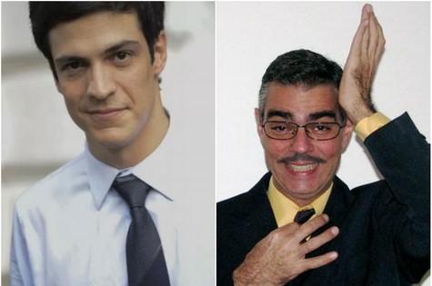 Mateus Solano e Nizo Neto (Foto: Arquivo)
