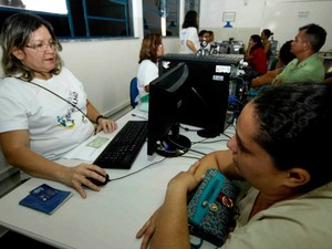 Nova sede deve ser inaugurada em 2014 (Foto: Divulgação/Semtrab)