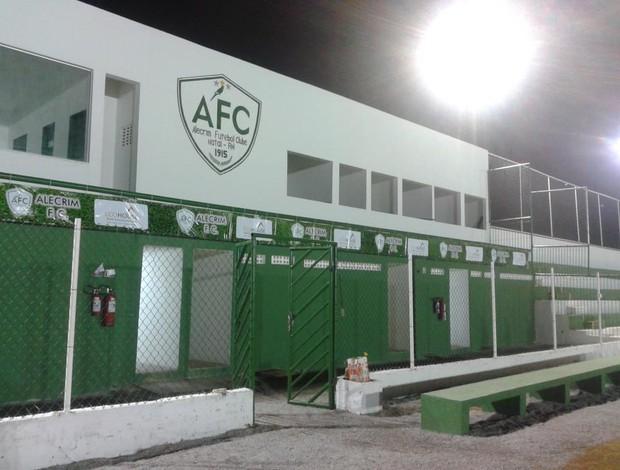 """""""Ninho do Periquito"""", estádio do Alecrim (Foto: Alecrim/Divulgação)"""