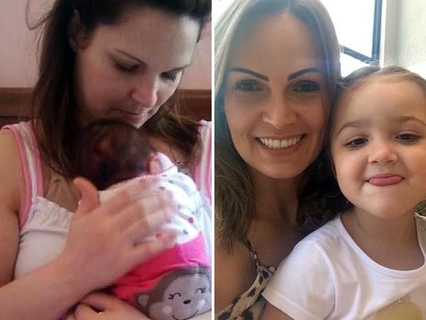 Isabelle Andrade, filha Elisa, Antes e depois, De repente trintei, blog, 30 anos, Santa Rita do Sapucaí (Foto: Reprodução/ Instagram)