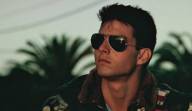 """Tom Cruise em """"Top Gun"""" (Foto: Divulgação)"""
