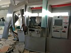 Explosões destroem caixas eletrônicos de banco em Ribeirão