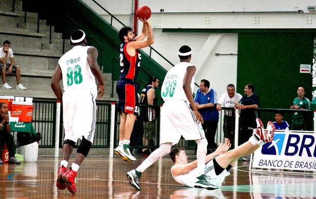 basquete nbb Guilherme Giovannoni brasilia SE Palmeiras (Foto: Ale Vianna / Divulgação)