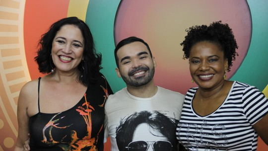 MPB na veia: 'Paneiro' reuniu Margareth Menezes e Felicidade Suzy