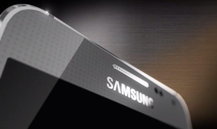 Design do Galaxy Alpha foi explicado pela Samsung (Foto: Divulgação/Samsung)