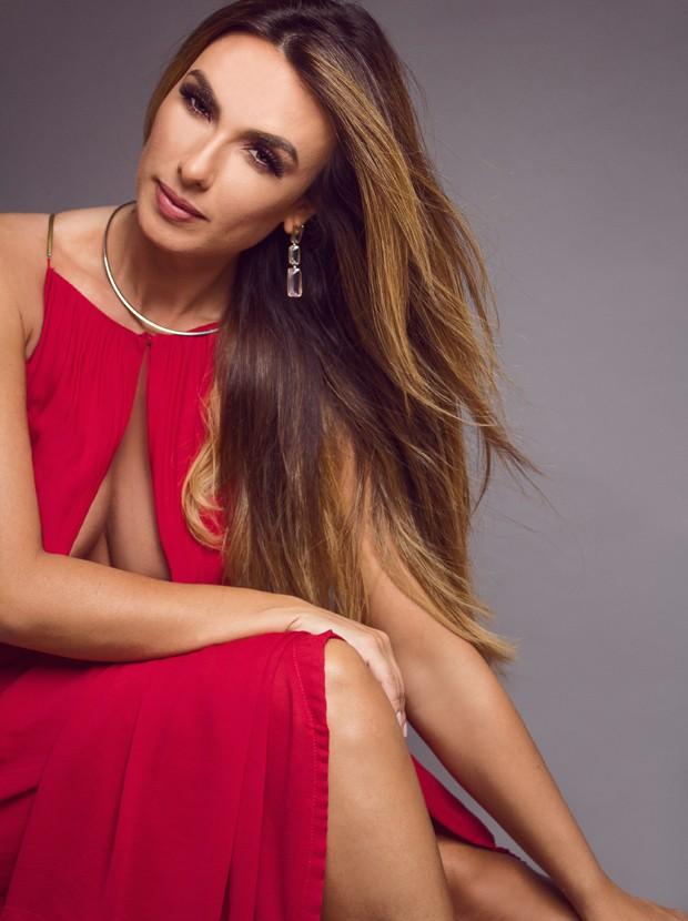 Nicole Bahls (Foto: Sergio Baia)
