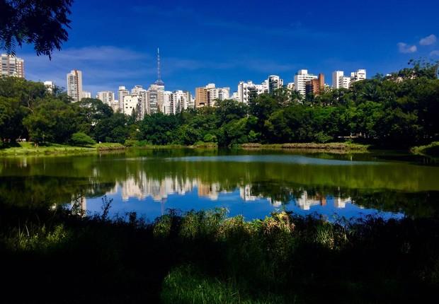 Parque do Ibirapuera em São Paulo (Foto: Paulo Pinto/Fotos Públicas)