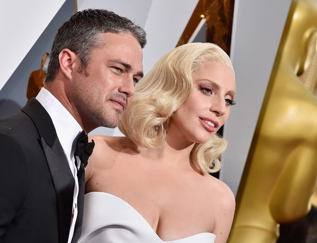 Lady Gaga e Taylor Kinney  (Foto: Gettyimages)