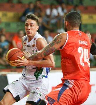Bauru Basket x Liga Sorocabana LSB, Paulista, Henrique Cerimelli (Foto: Caio Casagrande / Bauru Basket)