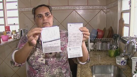 Moradores são pegos de surpresa com reajuste de 170% em conta de água em Ribeirão Bonito, SP