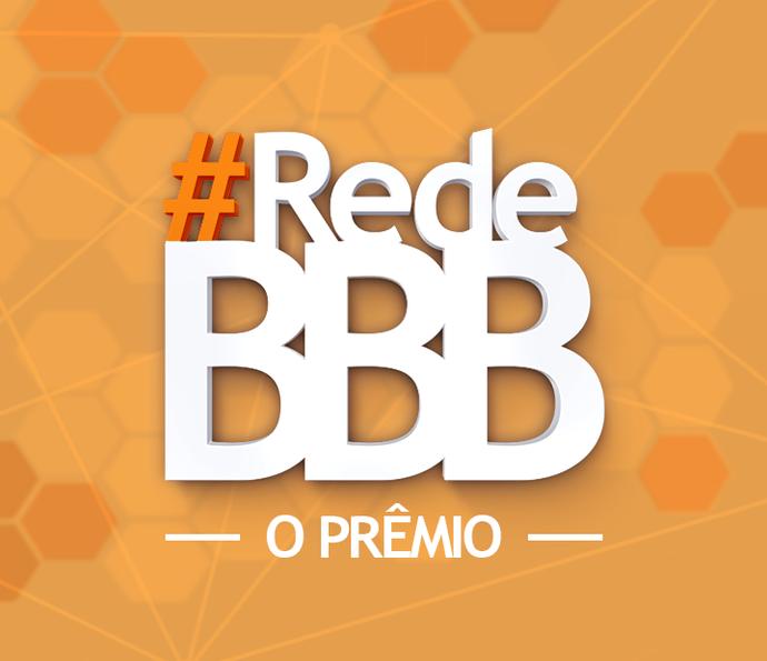 Prêmio #RedeBBB Logo (Foto: Reprodução)