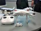 Preso chefe de quadrilha que usava drone para roubar bancos no CE