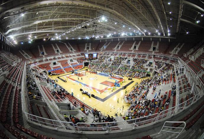 hsbc arena Legados do Pan  (Foto: Alexandre Durão)
