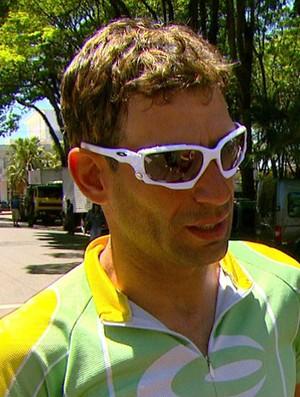 Fernando Monteiro - Ciclista (Foto: Reprodução/EPTV)