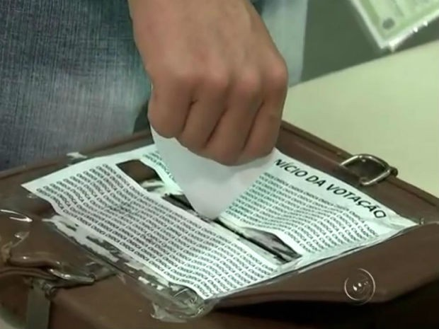 MP vai investigar eleição para conselho tutelar em Rio Preto (Foto: Reprodução/TV TEM)