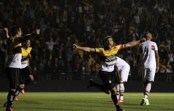"""Cavalo cita dificuldade contra lanterna e vê """"vitória convincente"""" do Criciúma"""