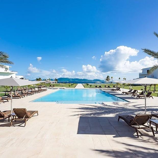Hotel The Reef (Foto: Instagram / Reprodução)