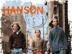 MMMBop! Trintões, irmãos Hanson voltam ao Brasil para show