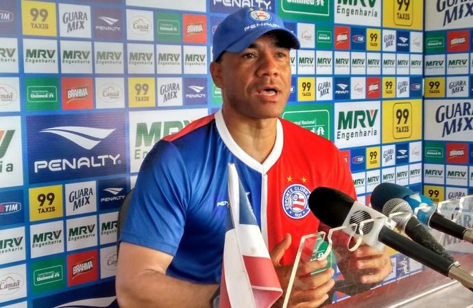 Sérgio Soares, técnico do Bahia (Foto: Divulgação / EC Bahia)