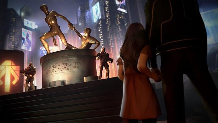 XCOM 2 leva a ameaça para o planeta Terra em uma sociedade utópica (Foto: Divulgação)