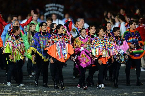 México em 2012 (Foto: Getty Images)