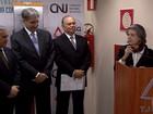 'Ninguém quer abrir mão de direitos', diz Cármen Lúcia sobre conciliação