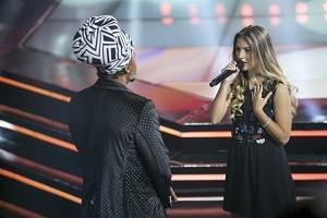 Denise Salvi e Carlinhos Brown (Foto: Divulgação/Globo)