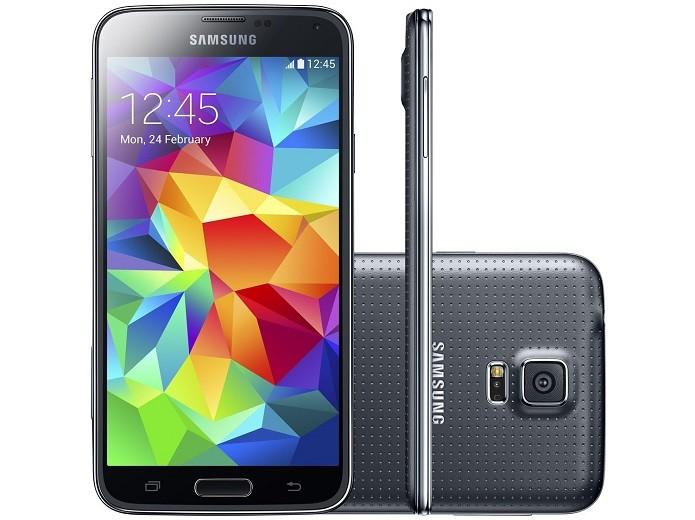 Galaxy S5 não teve um grande sucesso no mercado (Foto: Divulgação)
