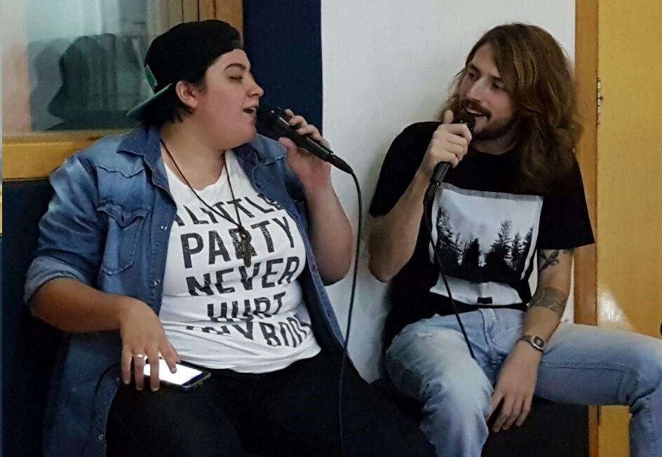 Vitor Conor e Ana Vilela fazem show juntos