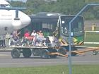 Utilização de ônibus no Aeroporto de Santarém tem critérios, diz Infraero