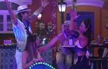 Marinalva tira Ilmar para dançar