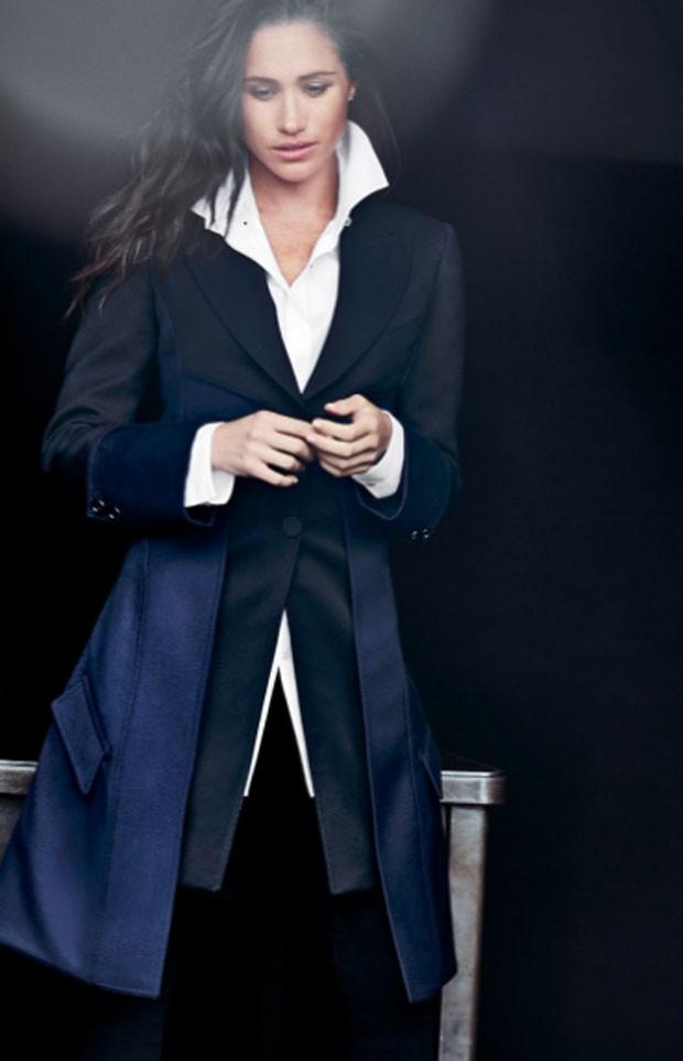 Meghan Markle (Foto: Peter Lindbergh/Vanity Fair)