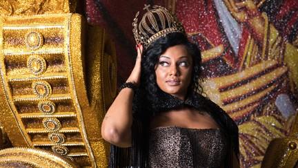Rainha da Vai-Vai: 'Sou mais respeitada nas escolas de samba do que na rua'