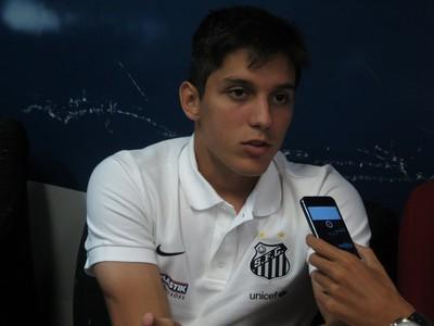 Lucas OTavio Santos (Foto: João Paulo de Castro)