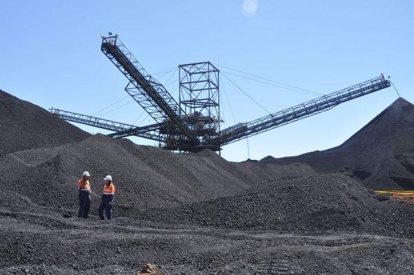 Mina de Carvão da Vale na Austràlia (Foto: Divulgação)