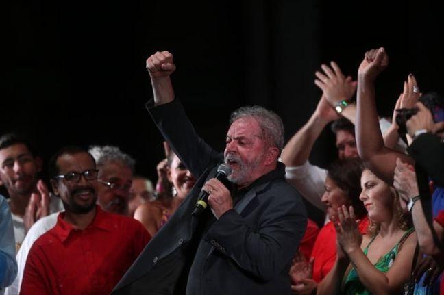 Lula (Foto: Fábio Motta / Estadão)