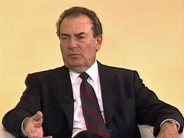 Sebastião tinha 75 anos (Foto: Reprodução / Globo)