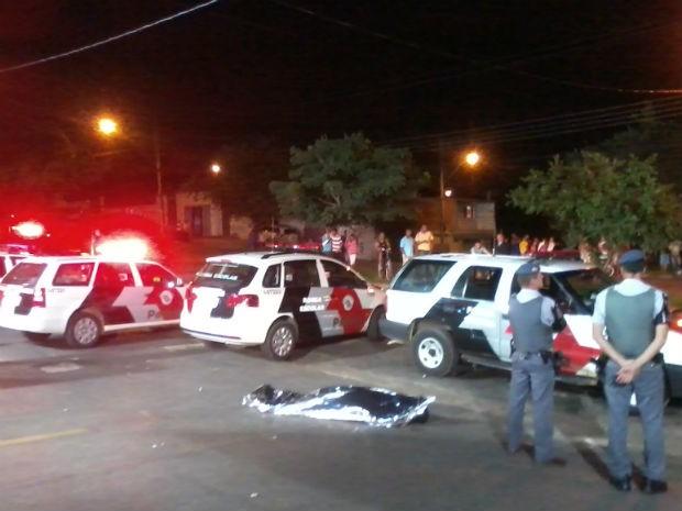 Guarda Municipal de Porto Feliz é morto em Sorocaba (Foto: Tássia Sena/TV TEM)