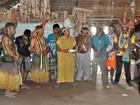 Índios proíbem entrada de candidatos em aldeias de Jordão, no Acre