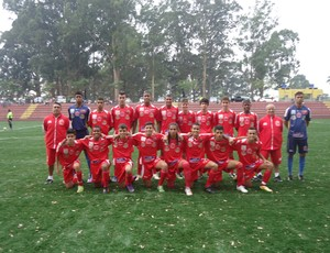 Equipe sub-19 do União Mogi (Foto: Divulgação)