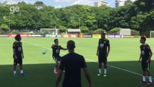 Neymar volta a palco de final de Libertadores, onde não brilhou