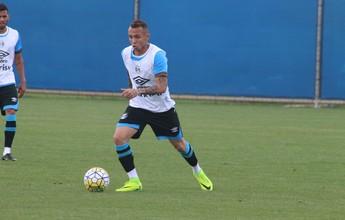 """Everton cresce com """"DVD de Renato"""" e gols e vira opção para iniciar Gre-Nal"""