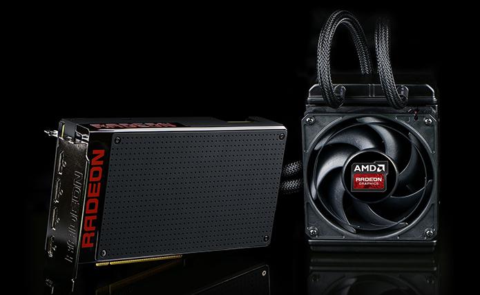 A R9 Fury X deixa a Radeon RX 480 longe com a contagem de 4.096 Stream Processors (Foto: Divulgação/AMD)