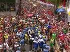 Ele é considerado o maior bloco de carnaval do mundo