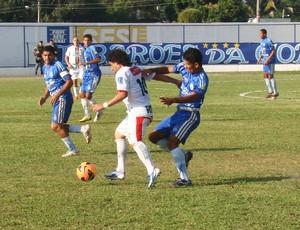 Parnahyba x Salgueiro - Série D do Campeonato Brasileiro (Foto: Wenner Titto)