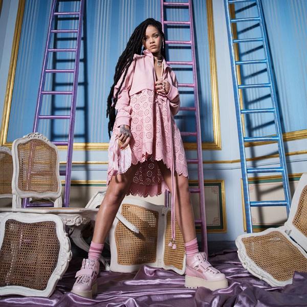 Coleção Fenty Puma by Rihanna traz roupas e calçados (Foto: Divulgação)